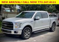 Pre-Owned 2016 Ford F-150 2WD SuperCrew 5-1/2 Ft Box XL
