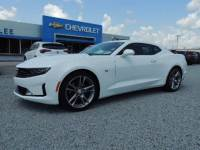 Pre-Owned 2019 Chevrolet Camaro 2dr Coupe 3LT VIN 1G1FD1RS6K0156631 Stock Number 25912A