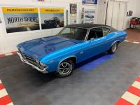 1969 Chevrolet Chevelle - SUPER SPORT TRIBUTE - LEMANS BLUE - FACTORY AC -