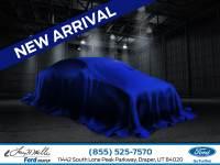 2017 Ford Fusion Titanium Sedan I-4 cyl
