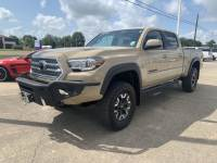 2017 Toyota Tacoma Double Cab 4WD TRD Off Road