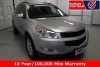 Used 2010 Chevrolet Traverse For Sale at Duncan's Hokie Honda | VIN: 1GNLVGED2AJ267033