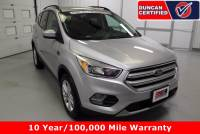 Used 2018 Ford Escape For Sale at Duncan's Hokie Honda | VIN: 1FMCU9GD6JUD26003