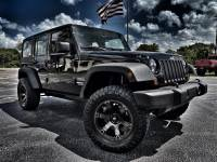 Used 2012 Jeep Wrangler Unlimited HARDTOP SPORT LIFTED FUEL BEAST
