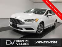 Used 2017 Ford Fusion For Sale at Burdick Nissan | VIN: 3FA6P0H70HR362533