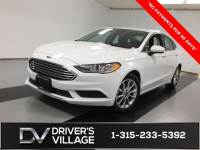 Used 2017 Ford Fusion For Sale at Burdick Nissan | VIN: 3FA6P0HD3HR310495