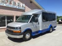 2012 Express Shuttle Bus