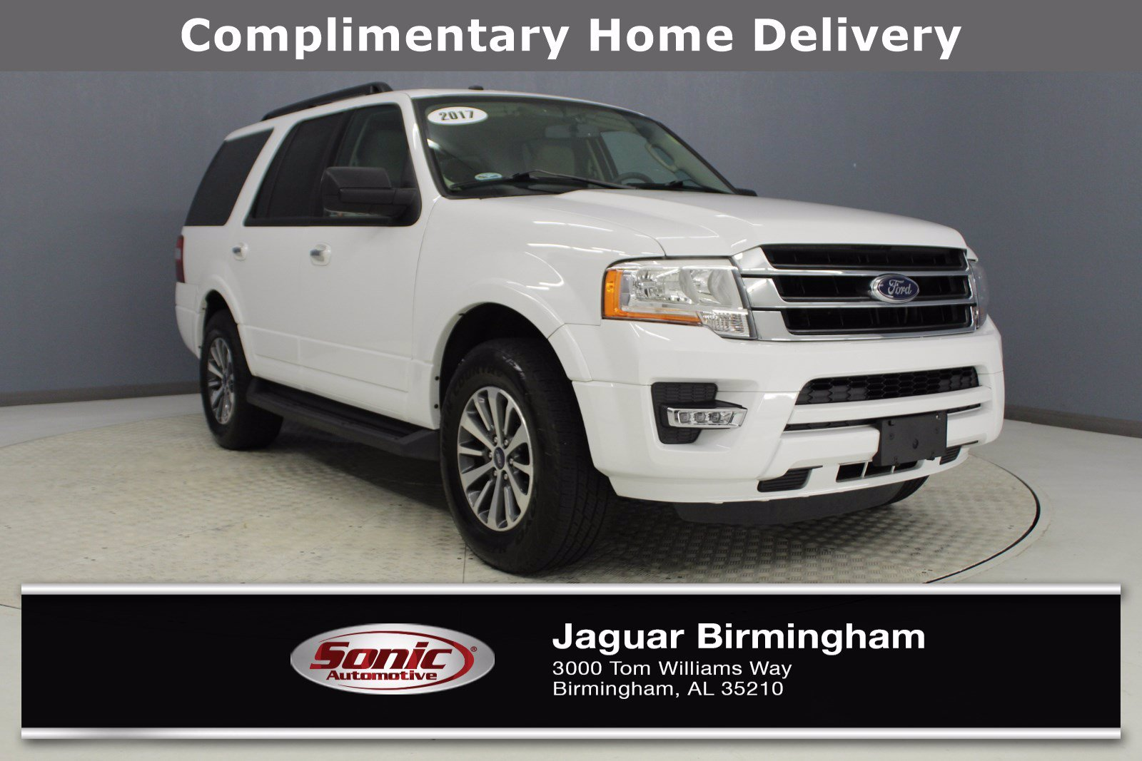 Photo Used 2017 Ford Expedition near Birmingham, AL