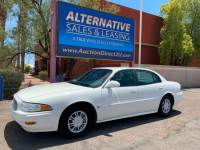 2005 Buick LeSabre Custom 3 MONTH/3,000 MILE NATIONAL POWERTRAIN WARRANTY