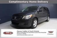 Pre-Owned 2011 Volkswagen Routan 4dr Wgn SEL w/Navigation