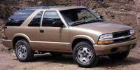 Pre-Owned 2000 Chevrolet Blazer 2dr LS