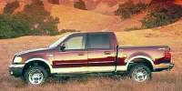 Pre-Owned 2003 Ford F-150 4WD SuperCrew Styleside 5-1/2 Ft Box XLT