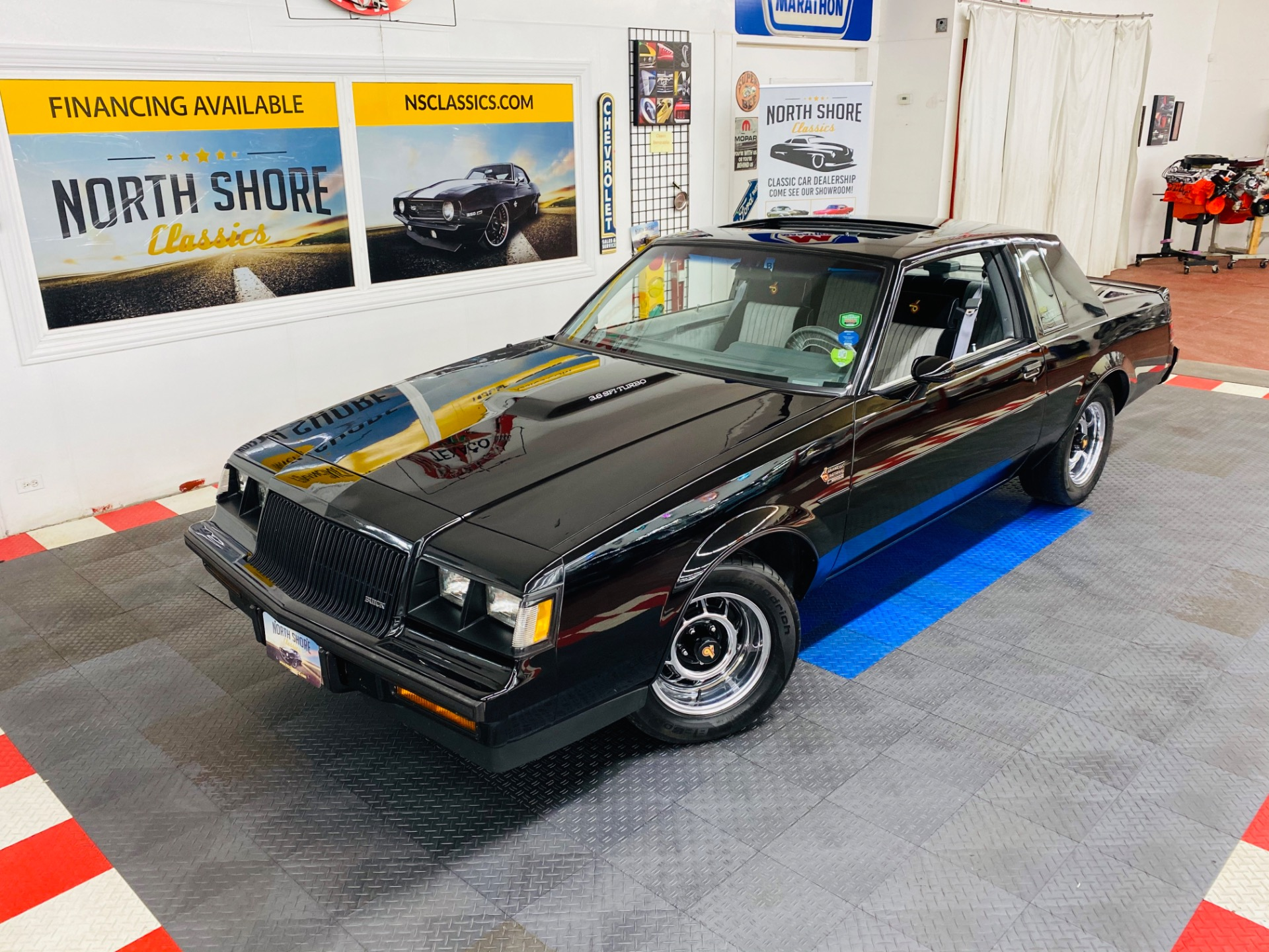 Photo 1987 Buick Regal Grand National Turbo - SEE VIDEO