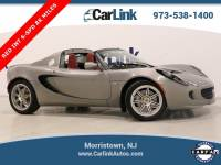 2005 Lotus Elise 6 speed