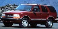 Pre-Owned 1999 Chevrolet Blazer Base