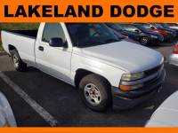 Pre-Owned 1999 Chevrolet Silverado 1500 Base