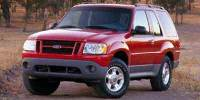 Pre-Owned 2001 Ford Explorer Sport
