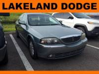 Pre-Owned 2005 LINCOLN LS V6