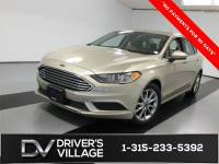 Used 2017 Ford Fusion For Sale at Burdick Nissan | VIN: 3FA6P0H77HR327827