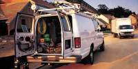 Pre-Owned 2003 Ford Econoline Cargo Van VIN 1FTNS24L83HA30210 Stock Number 40487-1
