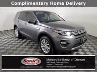 Pre-Owned 2017 Land Rover Discovery Sport HSE SUV in Denver