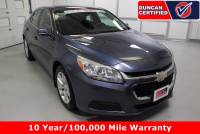 Used 2014 Chevrolet Malibu For Sale at Duncan Hyundai | VIN: 1G11C5SL8EF228907