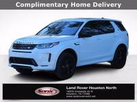 Certified Used 2020 Land Rover Discovery Sport S R-Dynamic in Houston