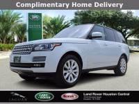 Used 2016 Land Rover Range Rover Diesel HSE in Houston