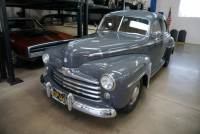 1948 Ford DeLuxe 2 Door Business Coupe