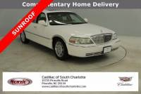 Pre-Owned 2007 LINCOLN Town Car 4dr Sdn Signature Limited