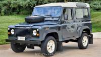 1988 Land Rover Defender 90 TDI Turbo Diesel 5spd Survivor