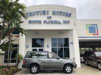 2000 Toyota Land Cruiser 1-Owner Clean CarFax 4x4 AWD Leather Sunroof