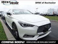 2019 INFINITI Q60 Red Sport 400 Coupe