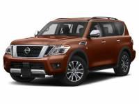 2019 Nissan Armada SL - Nissan dealer in Amarillo TX – Used Nissan dealership serving Dumas Lubbock Plainview Pampa TX