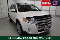 Used 2014 Ford Edge For Sale at Duncan Hyundai | VIN: 2FMDK4KC5EBB52982