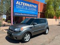 2010 Kia Soul + 3 MONTH/3,000 MILE NATIONAL POWERTRAIN WARRANTY
