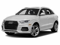 Pre-Owned 2018 Audi Q3 Premium Plus