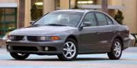 Pre-Owned 2003 Mitsubishi Galant 4dr Sdn ES 2.4L Auto