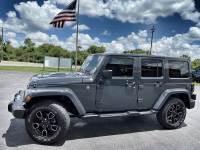 Used 2018 Jeep Wrangler JK Unlimited ALTITUDE LEATHER SAHARA NAV DUAL TOP ALPINE