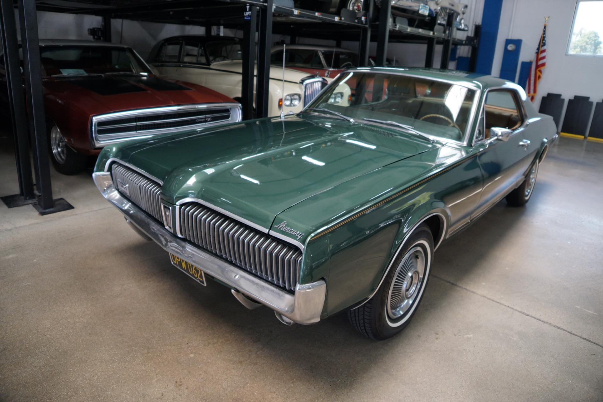 Photo 1967 Mercury Cougar 289 V8 2 Door Hardtop