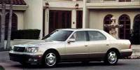Pre-Owned 2000 Lexus LS 400 4dr Sdn VINJT8BH28F4Y0172807 Stock NumberZ160631B