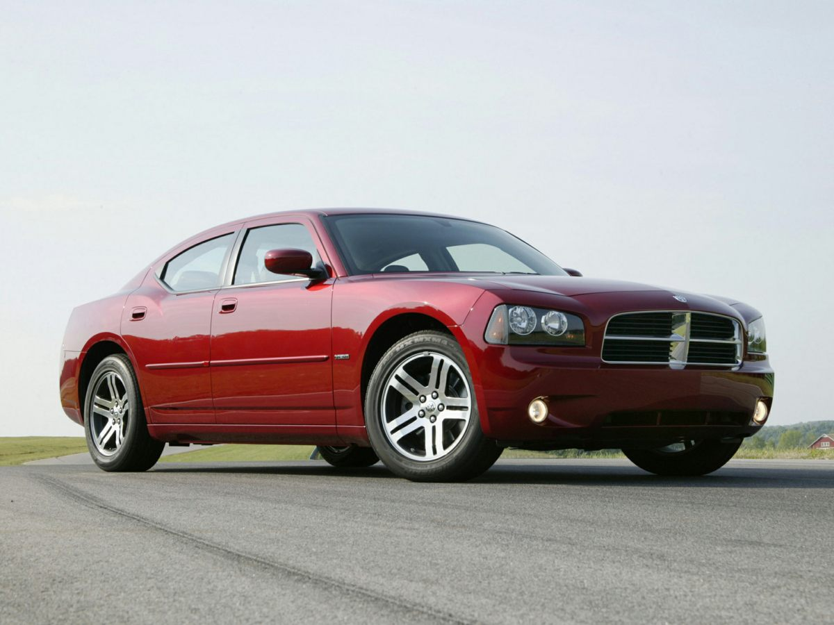 Photo 2009 Dodge Charger SE Sedan In Clermont, FL