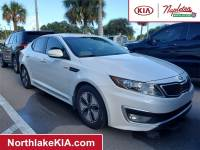 Used 2013 Kia Optima Hybrid West Palm Beach