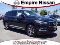 Used 2017 INFINITI QX60 For Sale in Ontario CA | Serving Los Angeles, Fontana, Pomona, Chino | 5N1DL0MNXHC509596