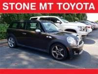 Pre-Owned 2008 MINI Cooper S Clubman