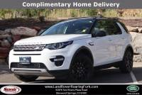 Used 2016 Land Rover Discovery Sport HSE SUV in Glenwood Springs