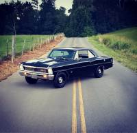 1966 Chevrolet Nova SS Tribute