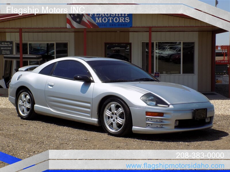 Photo 2000 Mitsubishi Eclipse GT for sale in Boise ID