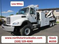 Used 2008 Freightliner M2 Service Utility Truck