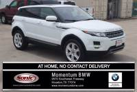 Used 2013 Land Rover Range Rover Evoque Pure in Houston